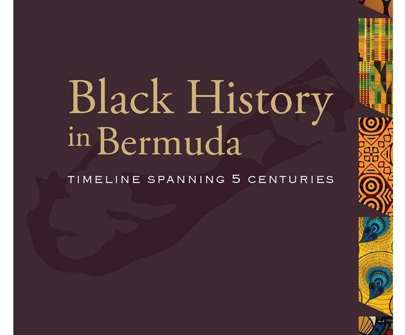 Black History in Bermuda Timeline
